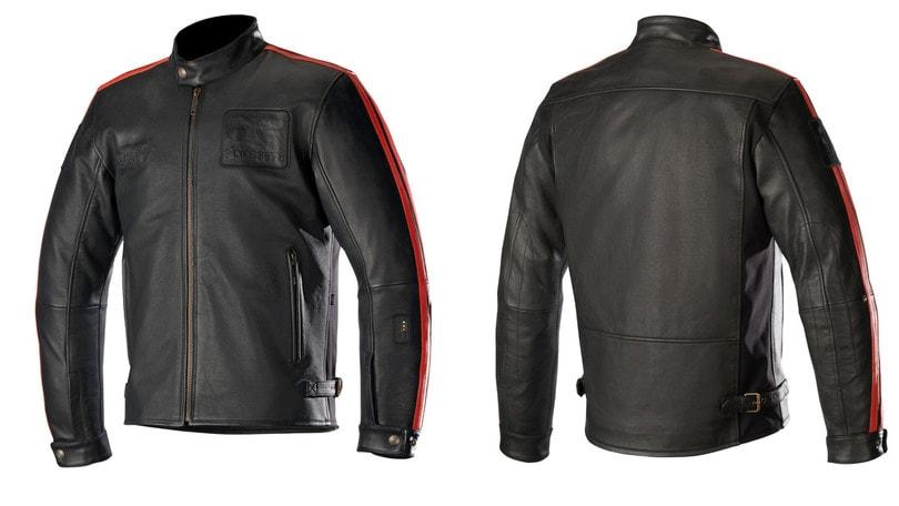Alpinestars charlie la giacca che migliora con il tempo for Interno 09 abbigliamento