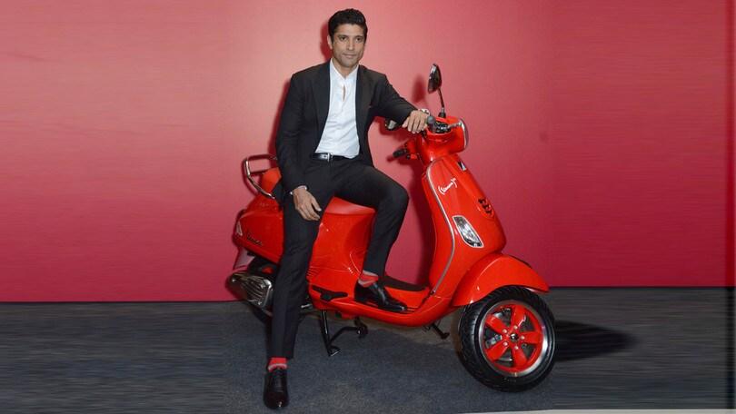 Piaggio: la nuova Vespa Red in India