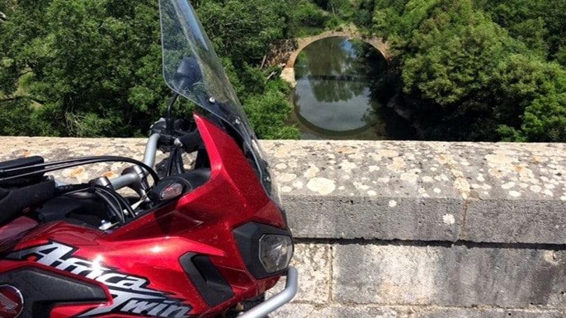 Da Roma a Siena in moto: ultimo giro enogastronomico del 2017