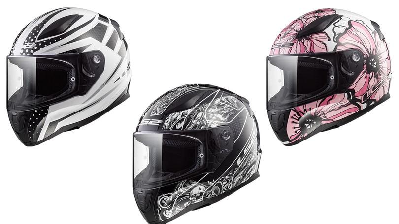 LS2 Helmets a EICMA