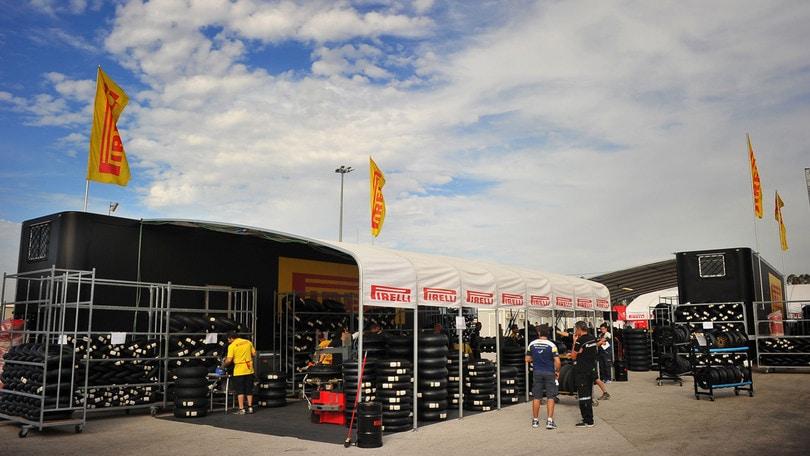 Pirelli: oltre 5.000 Diablo per Jerez