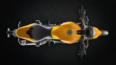 Ducati svela il nuovo Monster 821 2018