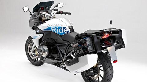 BMW e la R1200 GS ConnectedRide