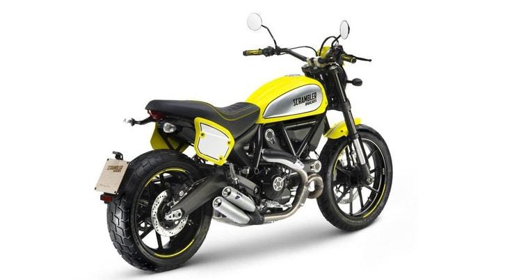 Ducati Scrambler 1100: potremmo vederla ad EICMA