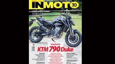 InMoto di novembre é in edicola: anteprima KTM 790 Duke