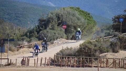 IIn Moto, 1° Raid Sardegna on-off road 2017 | Giorno 4 - foto