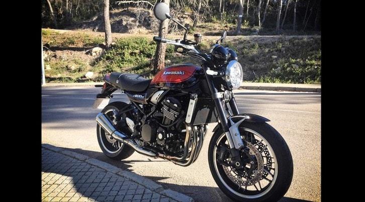 Kawasaki Z900RS: primo contatto