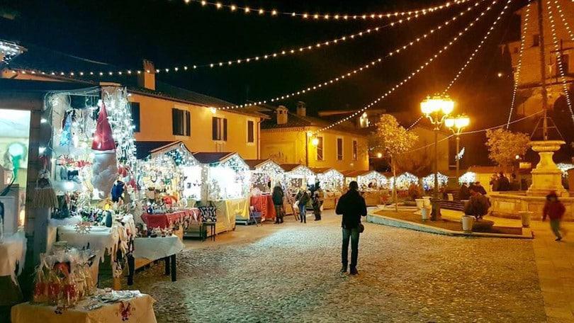 Feste fuori porta, a Greccio e Hone è già Natale