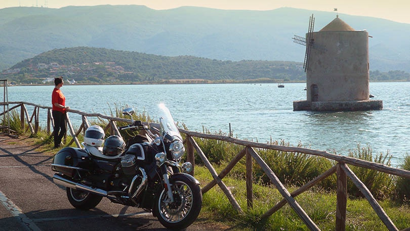 Itinerario moto: Argentario off-season