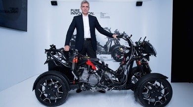 Motor Show, Paolo Gagliardo ci racconta il futuro di Quadro Vehicles