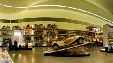 Ducati e l'incontro con Zaha Hadid Architects