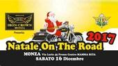A Monza Babbo Natale arriva in moto