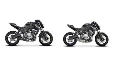 Exan per Kawasaki Z650