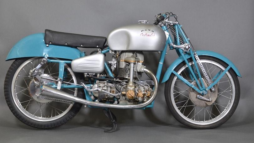 Moto Colombo 250, ingegno e passione