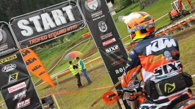 KTM Trofeo Enduro: si replica