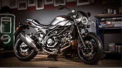 Suzuki: dalle special al racing al Motor Bike Expo