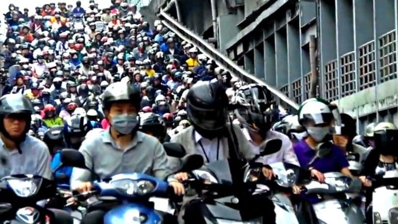 Taiwan, dal 2035 stop a moto e scooter a benzina