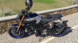 Yamaha MT-09 SP, impressioni