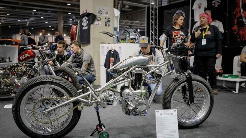 Motor Bike Expo: che festa con le custom