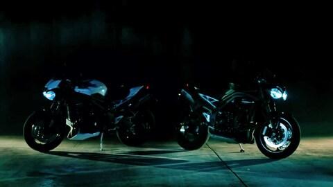 Nuova Triumph Speed Triple - Video