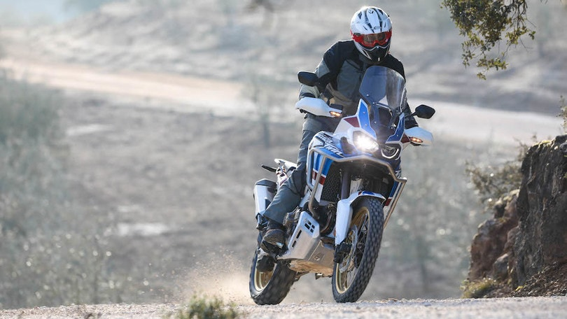 Prova Honda Africa Twin Adventure Sports 2018: primo contatto