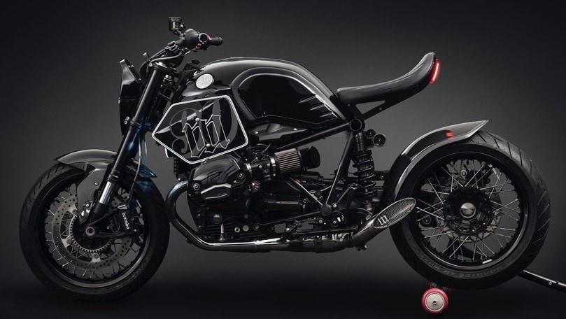 BMW R nineT Dark Fighter, dalla Cina con furore