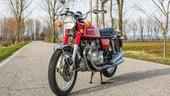 Honda CB 350 Four, piccola aristocratica