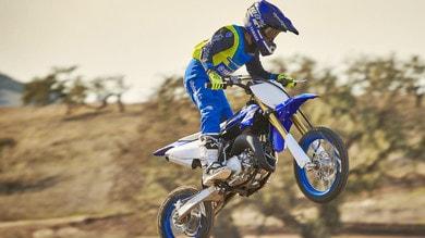 Yamaha: la YZ65 per imparare il motocross
