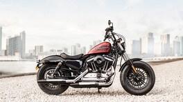 Harley-Davidson: look retrò e carattere da special per le nuove Sportster