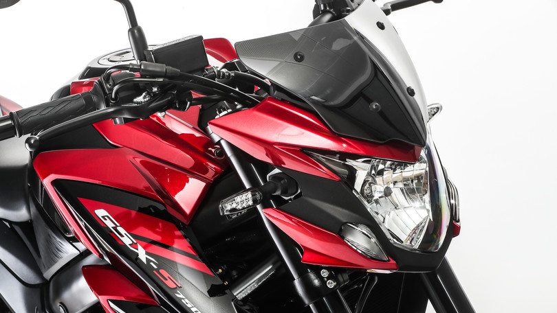 Nuova Suzuki GSX-S750 Yugen - LE FOTO