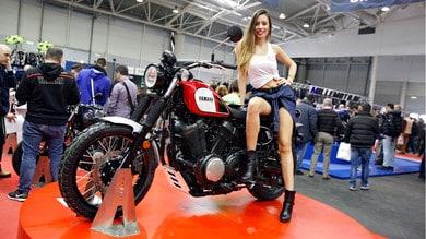 Yamaha a Roma Motodays