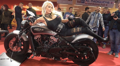 Motodays 2018, le più sexy del Salone
