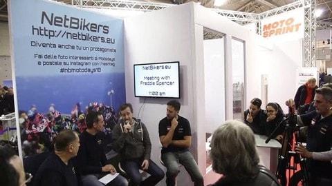 Motodays 2018: quanti lettori al nostro stand!- VIDEO