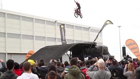 Motodays 2018: quattro salti tra i... padiglioni! - VIDEO