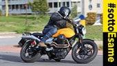 "Test Moto Guzzi V7 III ""Scrambler"": #SottoEsame"