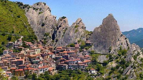 Itinerario: le Dolomiti Lucane a sud di Potenza