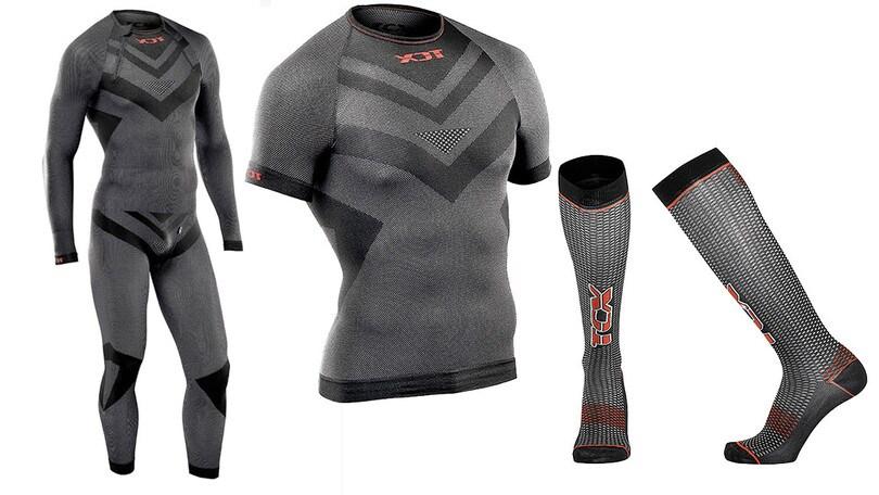 L'underwear tecnico firmato TCX