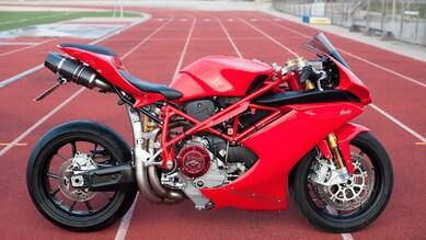 "Ducati 999 ""Mako S"" by Giordano Loi"