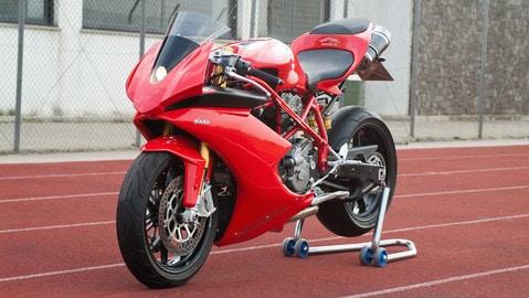 """Ducati 999 """"Mako S"""" by Giordano Loi - LE FOTO"""