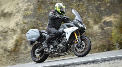 Prova Yamaha Tracer 900 e 900 GT: primo contatto