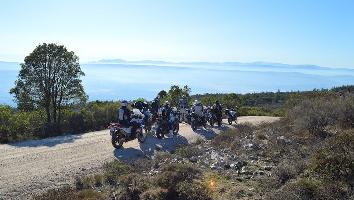 Tornano i viaggi IN MOTO