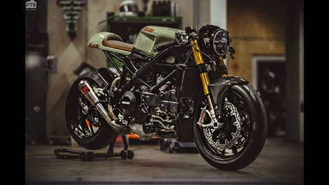 Ducati 848 Evo Racer by NCT
