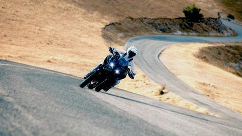 Yamaha spiega l'elettronica del Niken