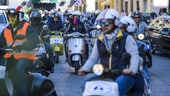In 10.000 ai Vespa Color Days