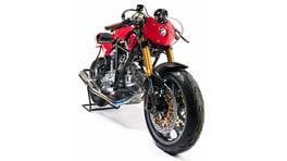 Ducati 750 Sport by Woolie