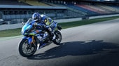 Suzuki GSX-R 2018: nuova colorazione blu MotoGP