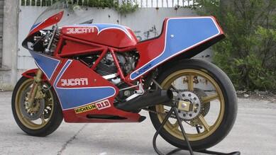 Ducati TT1 NCR Racing