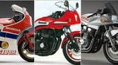 Sfida revival: Honda CB1100R Vs Kawasaki GPZ Vs Suzuki GSX-S Katana