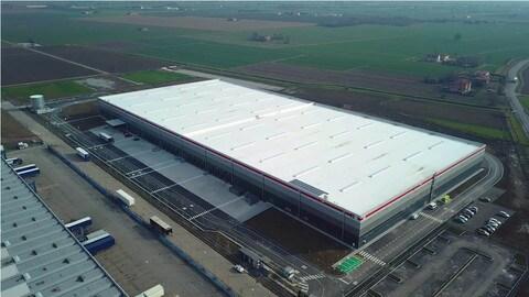 Ducati: inaugurato il nuovo hub logistico