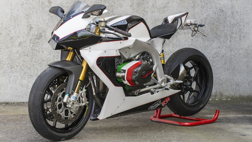 Bmw GS 1200 by SCM: anima tedesca, fascino italiano